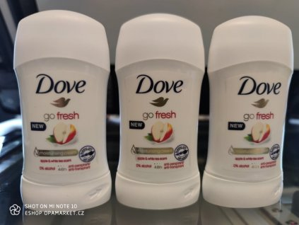 Dove go fresh jablko 40g