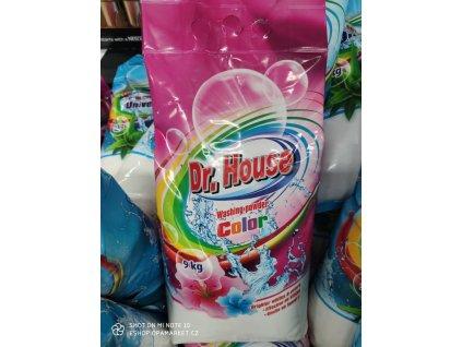 Dr.House prací prášek Color 9kg