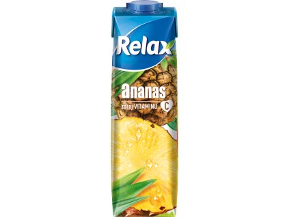 Relax 1L Ananás