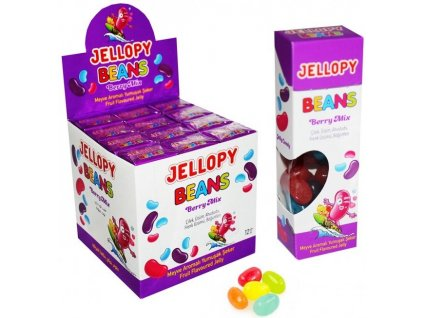 P Jelly Beans Berry Mix 36g