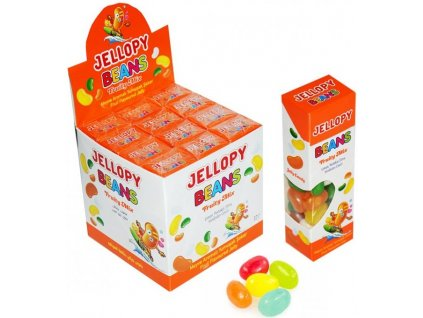 P Jelly Beans Fruity Mix 36g