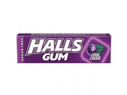 Halls žvýkačky 14g Cool Cassis