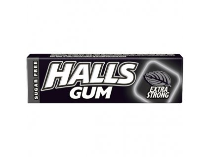 Halls žvýkačky 14g Extra Strong