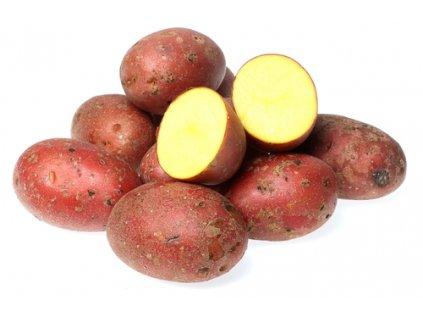 cervene brambory