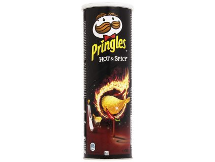 Pringles 165g Hot & Spicy