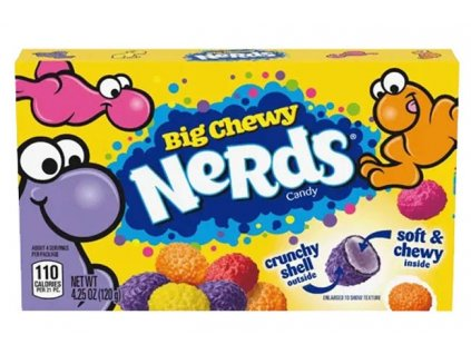 NERDS candy Big Chewy 120g