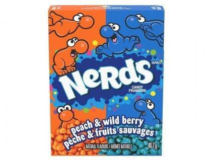 NERDS candy Peach & Wild berry 46,7g
