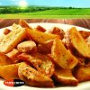 Farm Frites Rustic Slices Salt Belgické řezy se slupkou  1 kg