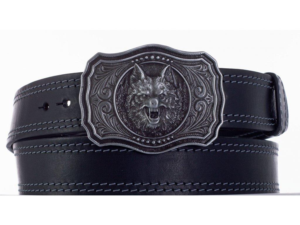 černý pásek vlk šob2