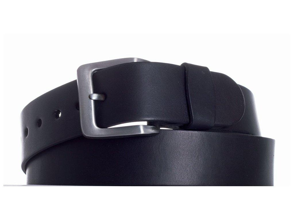 Kožený pásek klasický 018