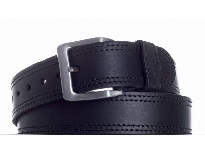 Kožený pásek klasický 018 2ob