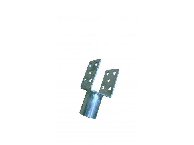 Nádstavec pre zemné skrutky 68mm (90x90)