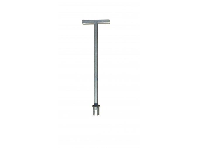 Kľúč k zemným skrutkám 68mm