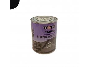 Farba na zinok čierna matná 1kg