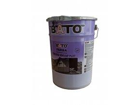 Farba na zinok čierna matná 6,3kg, RAL 9005