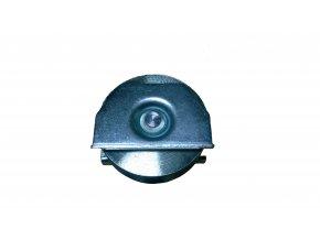 Koliesko pre posuvné brány, U profil, 80mm zápustné, naváracie