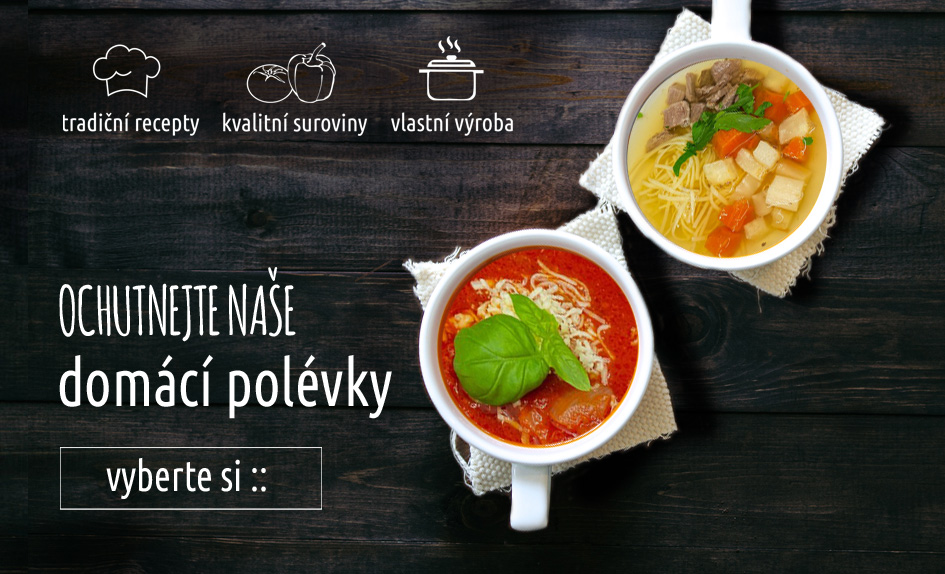 Polévky - česká klasika