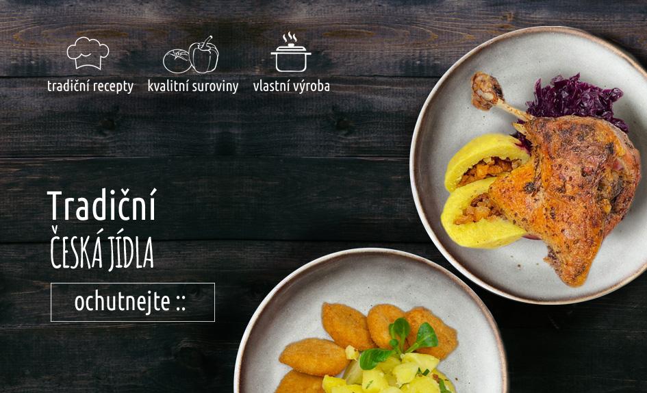 Tradiční česká jídla