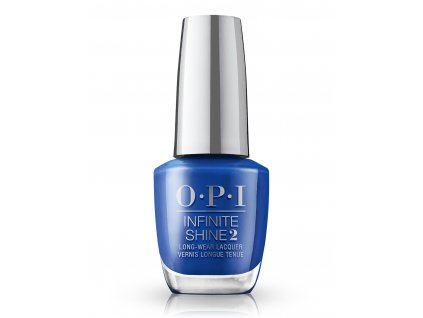 OPI Infinite Shine Ring in the Blue Year