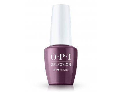 OPI Gel Color OPI ❤️ to Party