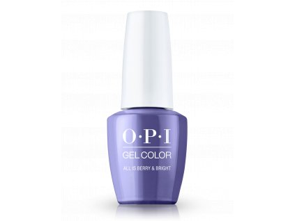 all is berry and bright hpn11 gel nail polish 99350098845