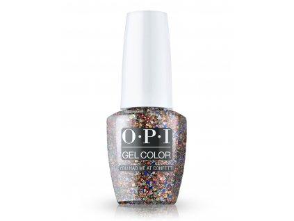 you had me at confetti hpn15 gel nail polish 99350098846