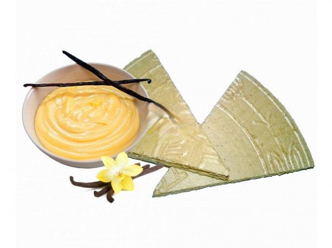 Lázeňské trojhránky Vanilkové