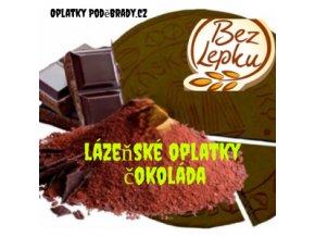 Wafle Spa Poděbrady Bezglutenowe, czekoladowe