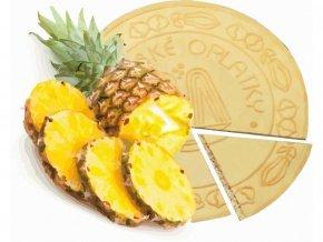 Lázeňské oplatky Ananasové
