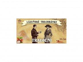 Lázeňské trojhránky Poděbrady (1)