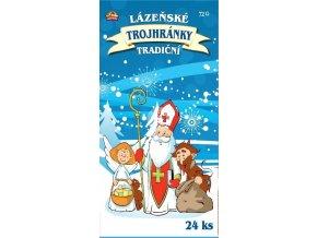 Lázeňské trojhránky -  Tradiční