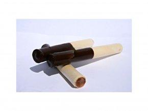 Trubičky plněné - 20ks, vanilkové (Ks 5 ks)