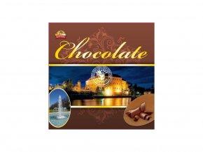 Lázeňské oplatky Poděbrady - Čokoládové 4ks  ( balení 10ks)