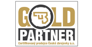 Gold partner České Zbrojovky