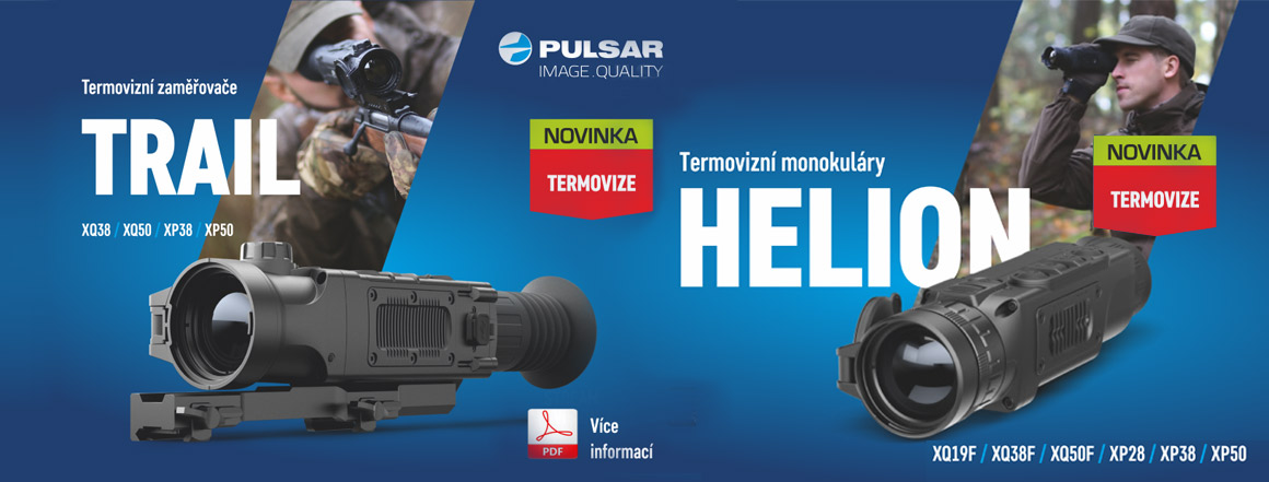 Pulsar Helion, Pulsar Trail