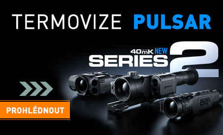 Termovize PULSAR TRAIL / THERMION
