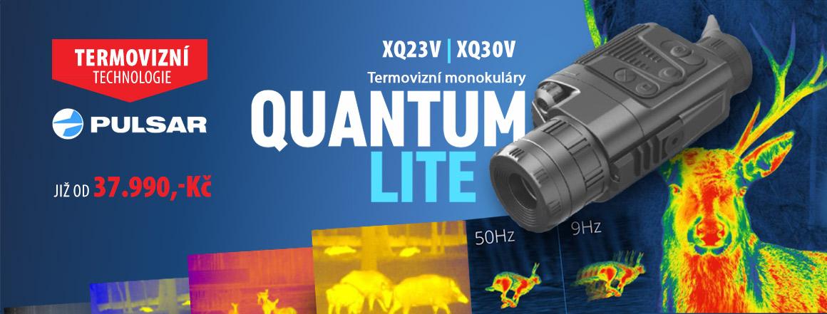 Termovize PULSAR Quantum Lite