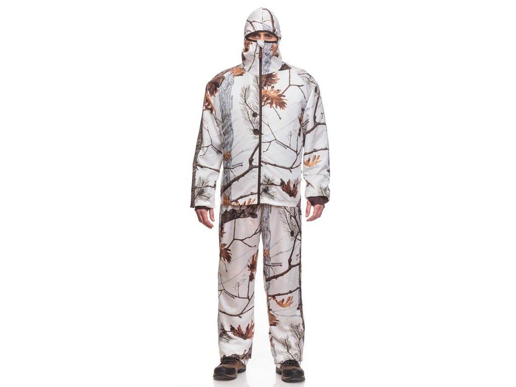 Hillman StealthTec Camo Set komplet zimní kamufláž Tundra
