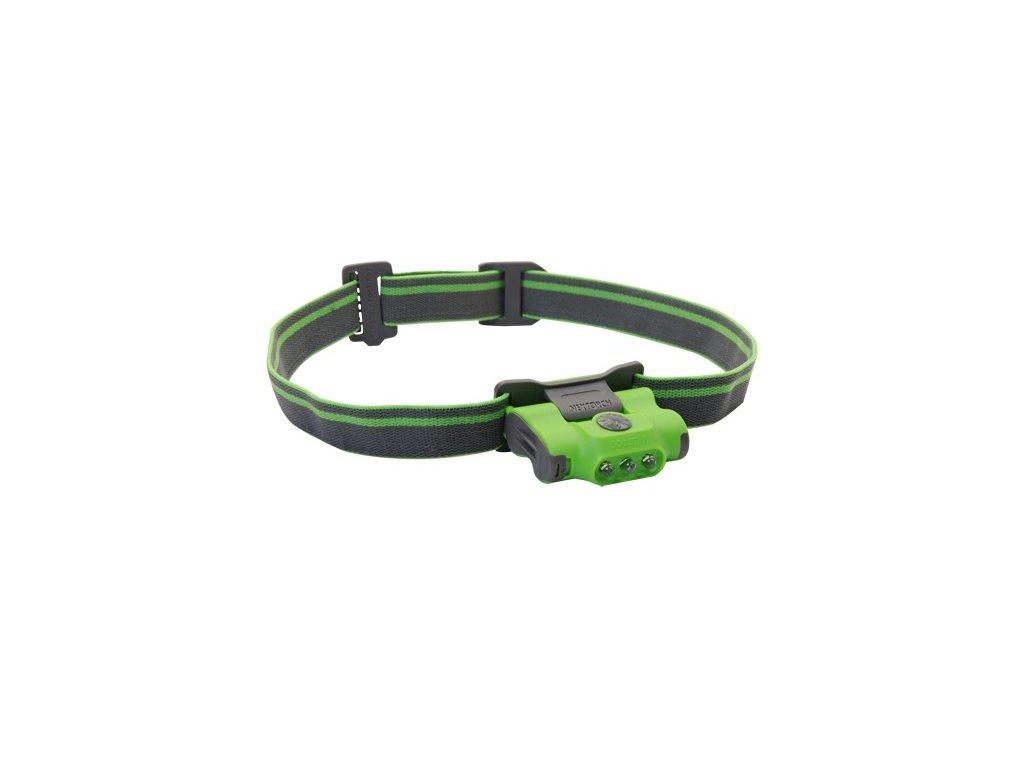Čelová Svítilna NexTORCH Eco Star zelená
