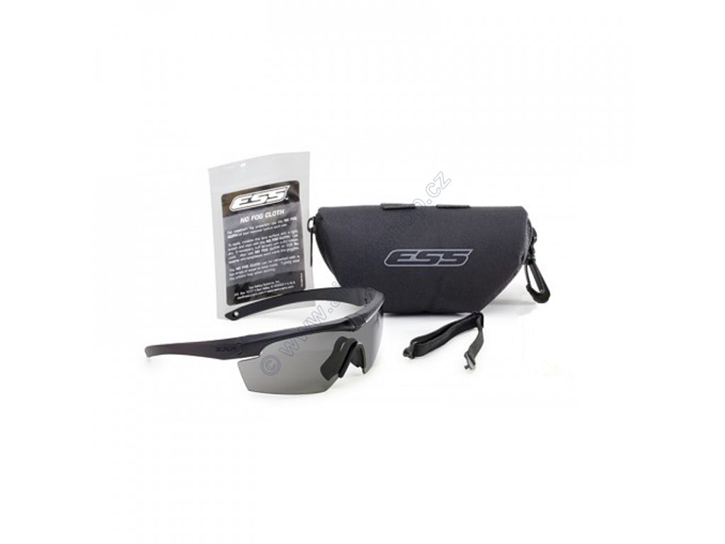 ESS brýle Crosshair 2ls Black