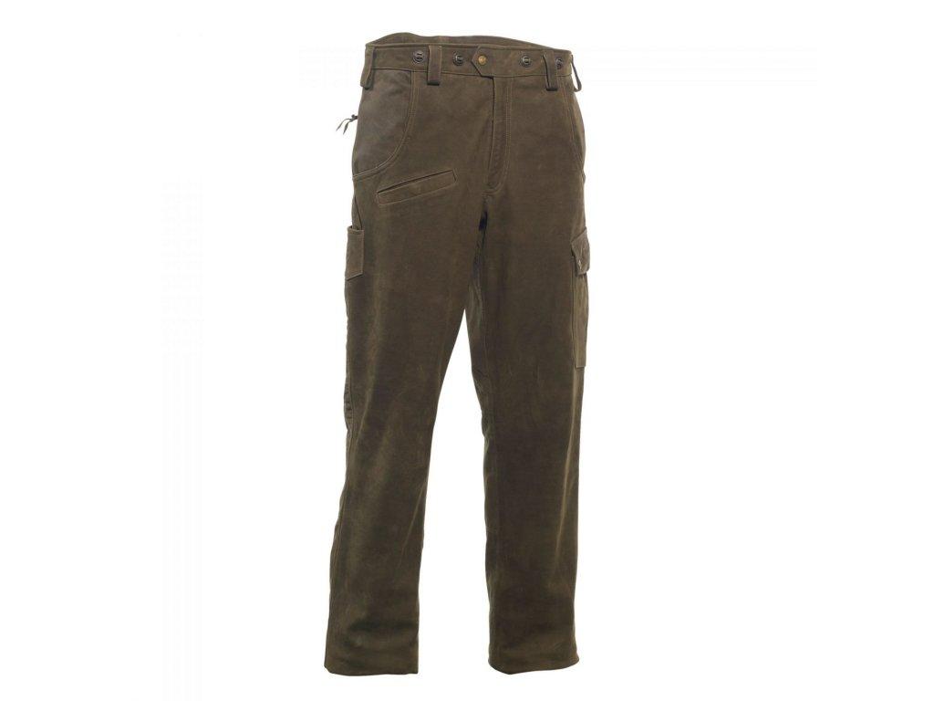 Deerhunter kožené Strasbourg kalhoty