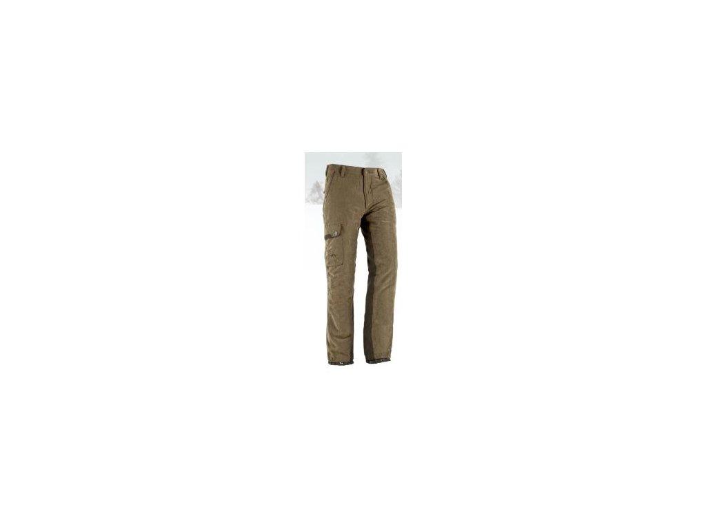 Blaser zimní kalhoty Argali2 pánské, barva olivová