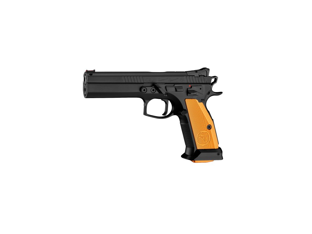 Pistole CZ 75 TS ORANGE - standard