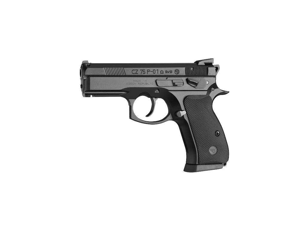 Pistole CZ 75 P-01 Ω Omega - compact