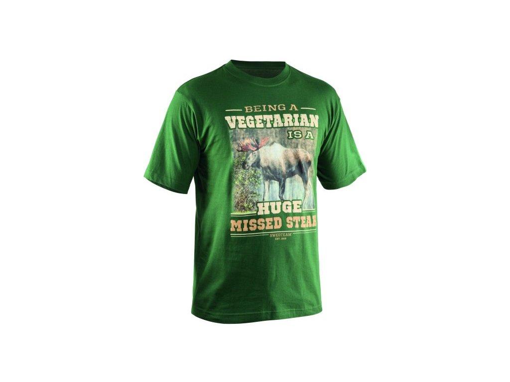 Swedteam LOS tričko s potiskem