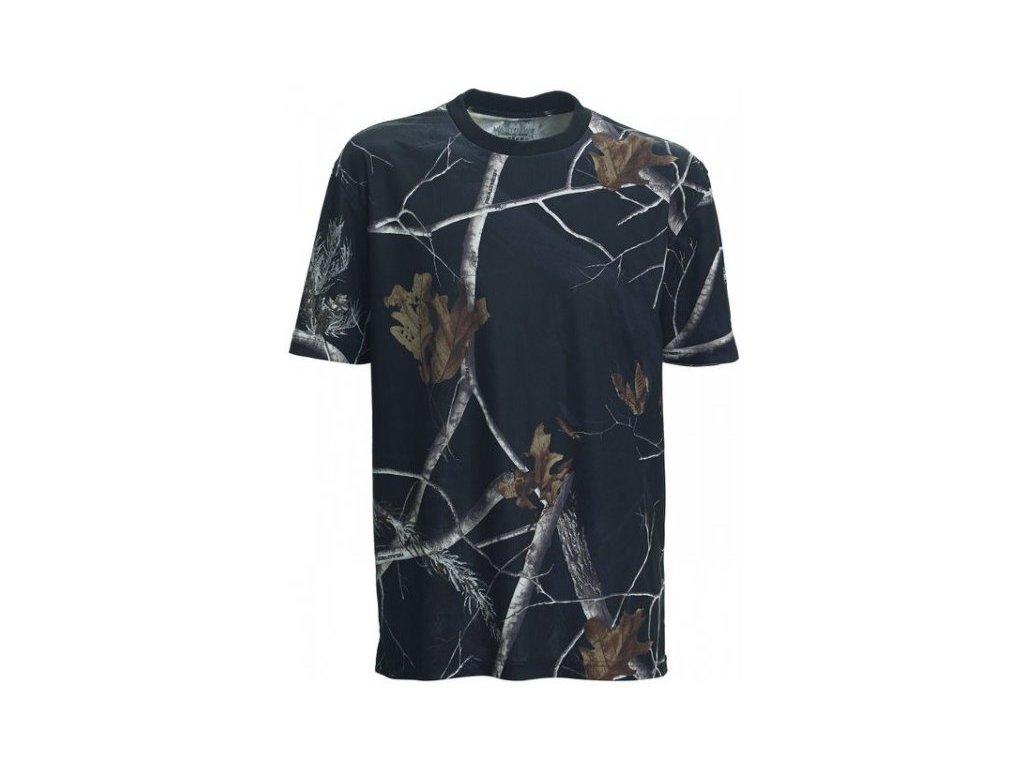 Swedteam tričko AP Black