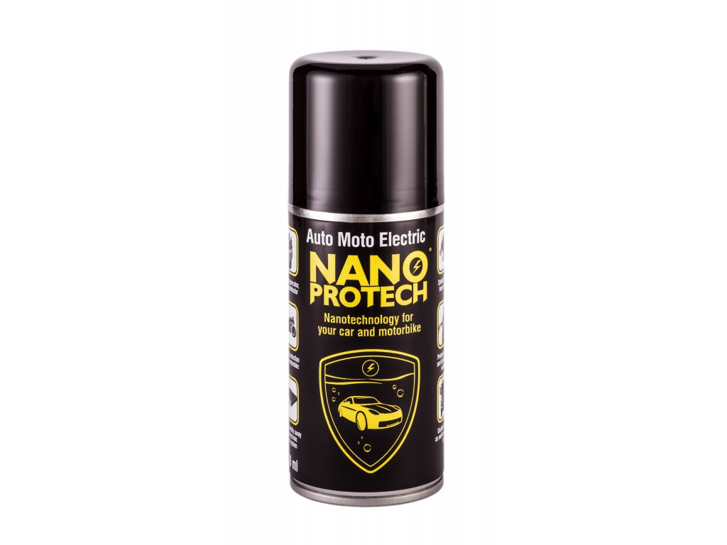 Nanoprotech Auto Moto Electric 150 ml