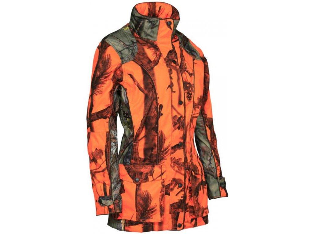 veste femme percussion brocard ghost camo blaze black z 1450 145072
