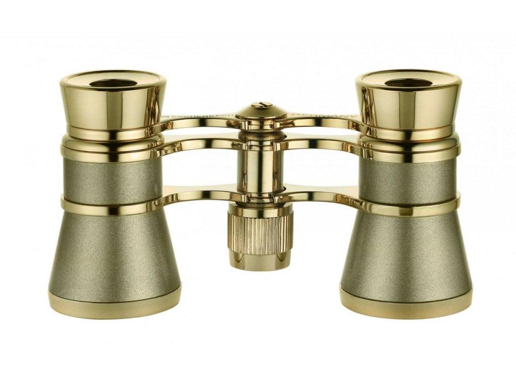 Dalekohled Eschenbach Glamour 3x25 gold
