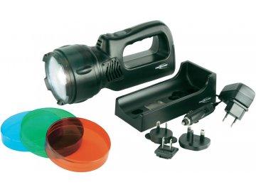 Akumulátorová ruční LED svítilna Ansmann HSL-1